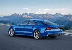 audi rs 7 tesla model s p100d goes 2 with audi rs 7