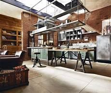 Küche Industrial Style - industrial style in der k 252 che werkhaus magazin