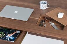 Locking Compartment Desks Wood Desks