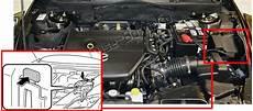 Fuse Box Diagram Gt Mazda 6 Gh1 2009 2012