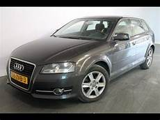 audi a3 occasion audi a3 sportback 1 6tdi attraction pro line 2011 occasion