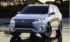 Mitsubishi Outlander Phev Concept S Revealed
