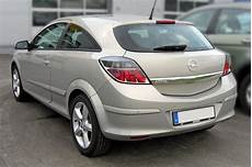 File Opel Astra H Gtc Facelift 20090507 Rear Jpg