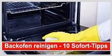 Backofen Reinigen 10 Sofort Tipps Gegen Eingebrannte