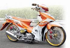 Modifikasi Motor Revo 2007 by Modifikasi Revo Absolut Ceper Oto Trendz