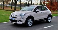 Fiat 500x Lounge - 2016 fiat 500x lounge review by heilig