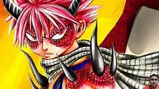natsu s dragon god form tail youtube