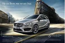 Kagne Zur Einf 252 Hrung Der Neuen Mercedes B Klasse
