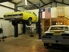 Bodies My Garage by And So It Begins My New Garage For B Bodies Only