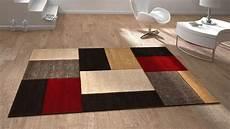 tapis contemporain pablo maclou tapis salon