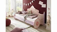kinderbett kutsche kutsche princess kinderbett autobett rosa lila lackiert 90x200