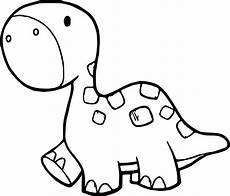 walking smaller dinosaur coloring page wecoloringpage