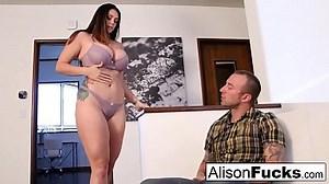 Allison Parker Xxx