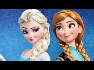 Elsa Frozen Naked