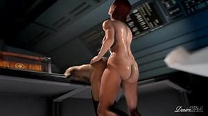 Miranda Lawson Porn