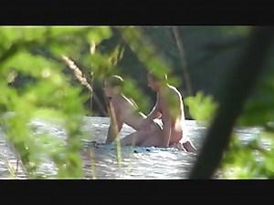 Russian Beach Sex
