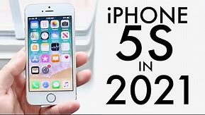 iPhone 5S In 2021! (Still Worth It?) (Review)