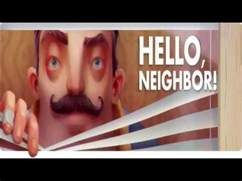 hello neighbor ost 1 1 hour