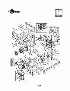 Briggs  U0026 Stratton Home Generator Parts