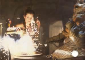 Princess Leia Slave