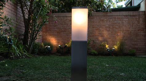 hagalo usted mismo como instalar luces en el jardin