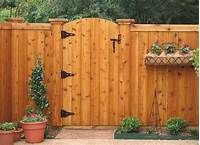 fence gate design diy wood privacy fence gates | Outdoor ideas | Pinterest
