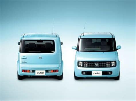 nissan cube  import  japan prestige motorsport