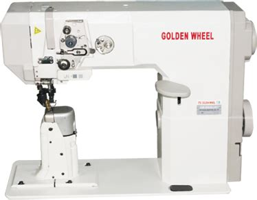 golden wheel csr  lbft pfaff