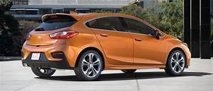 2017 Chevy Cruze Changes Include a New Hatchback