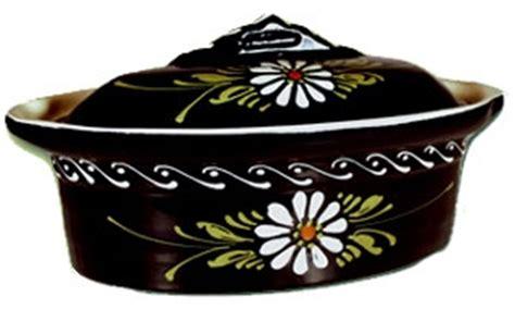 fabricant de plats cuisin駸 terrine à baeckeoffe décorée marguerites plat à baeckeoffe cuisin 39 store