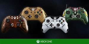 Custom Xbox One Star Wars Controllers Look Very Tempting