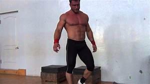 Dmitry Klokov Handstand Push Ups
