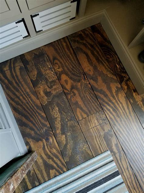 floor l diy remodelaholic diy plywood flooring pros and cons tips