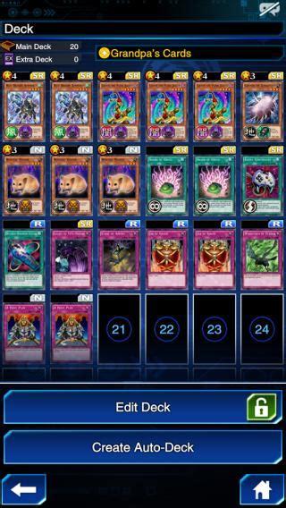 Exodia (grandpa's Cards) Deck Recipe  Yugioh! Duel Links