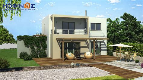 story house kofinas prefabricated houses greece house