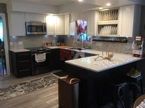 kitchen cabinet reviews amp testimonials 579 ice white shaker 160