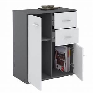Kommode Grau Weiß : kommode locarno in grau wei caro m bel ~ Watch28wear.com Haus und Dekorationen
