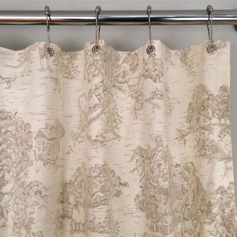 The 25  best Toile curtains ideas on Pinterest   Tab top