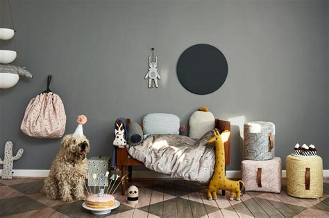 decorate childrens rooms   scandinavian style
