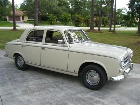 Peugeot 403 For Sale by 1960 Peugeot 403 For Sale Classic Cars For Sale Uk