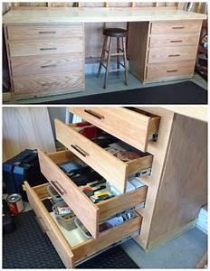 Building Garage Cabinets With Kreg Jig - WoodWorking