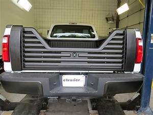 Stromberg Carlson 4000 Series 5th Wheel Louvered Tailgate With Lock For Ford Trucks Stromberg
