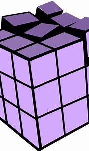 Rubiks Cube 3d Clip Art at Clker.com - vector clip art ...