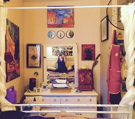 My Wiccan Room Decor Pagans Witches On Pagan Altar Ideas