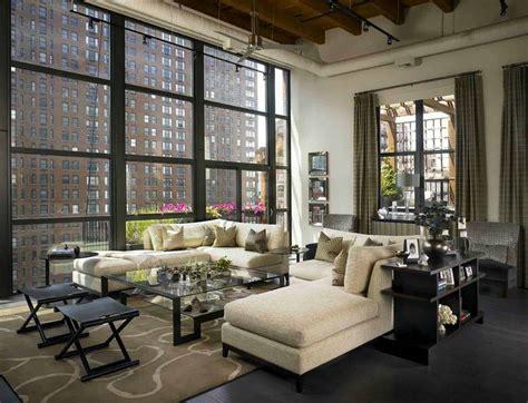 Sleek andindustrial style urban loft showcases