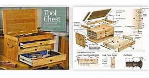 build a wood toy chest
