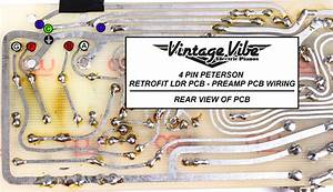 Fender Rhodes Peterson Pre Amp Ldr Vibrato Retrofit  U2013 Vintage Vibe