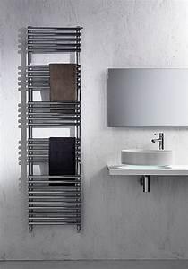 Porte Serviette Chauffant : porte serviettes chauffant disponible dans la version ~ Nature-et-papiers.com Idées de Décoration