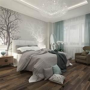 schlafzimmer gestalten grau einrichten und wohnen With schlafzimmer gestalten ideen