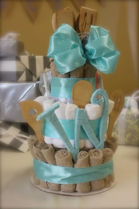 diy bridal shower gift cake gift ideas for everyone